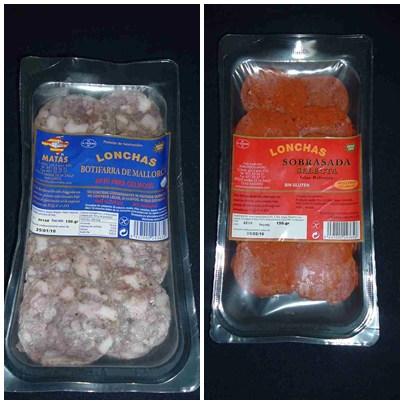 Нарезанную колбасу